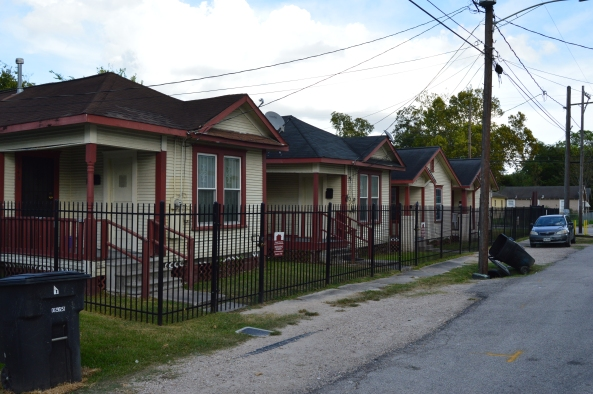 Renovated Houston homes
