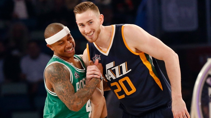 Isaiah Thomas,Gordon Hayward