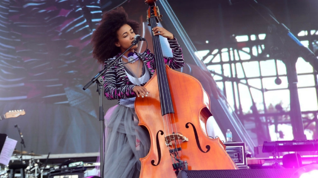 Esperanza Spalding heads to Harvard as a professor and drops new project, 'Exposure'