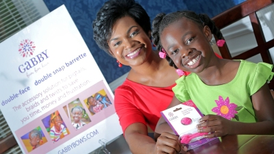 Barrettes aim to tame bad hair days, bullying