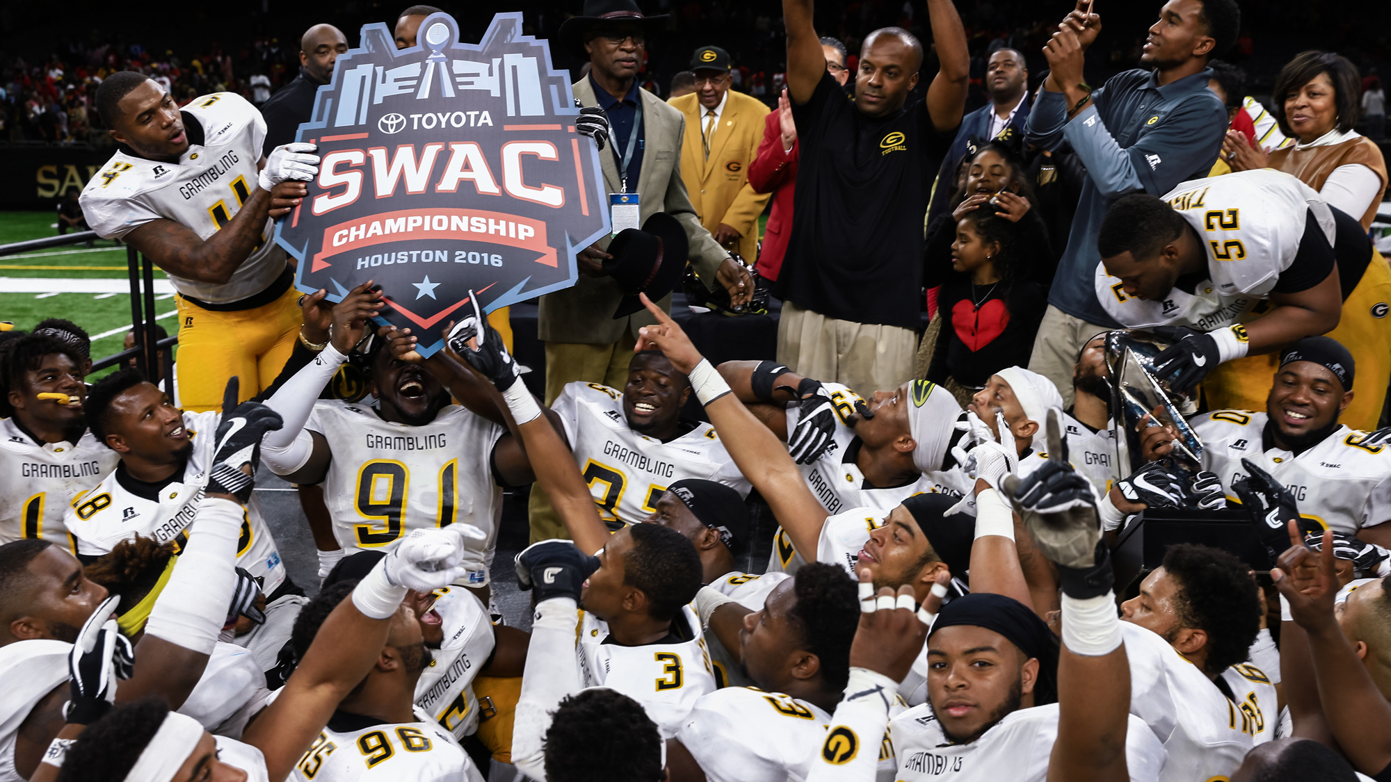 NCAA FOOTBALL: NOV 26 Bayou Classic – Southern v Grambling