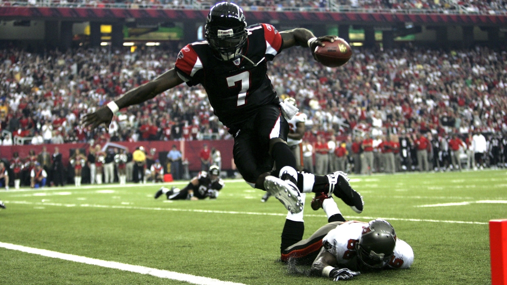 928d7bbd0 Michael Vick was the ultimate X factor