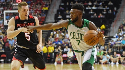 2017 Las Vegas Summer League – Portland Trail Blazers v Boston Celtics