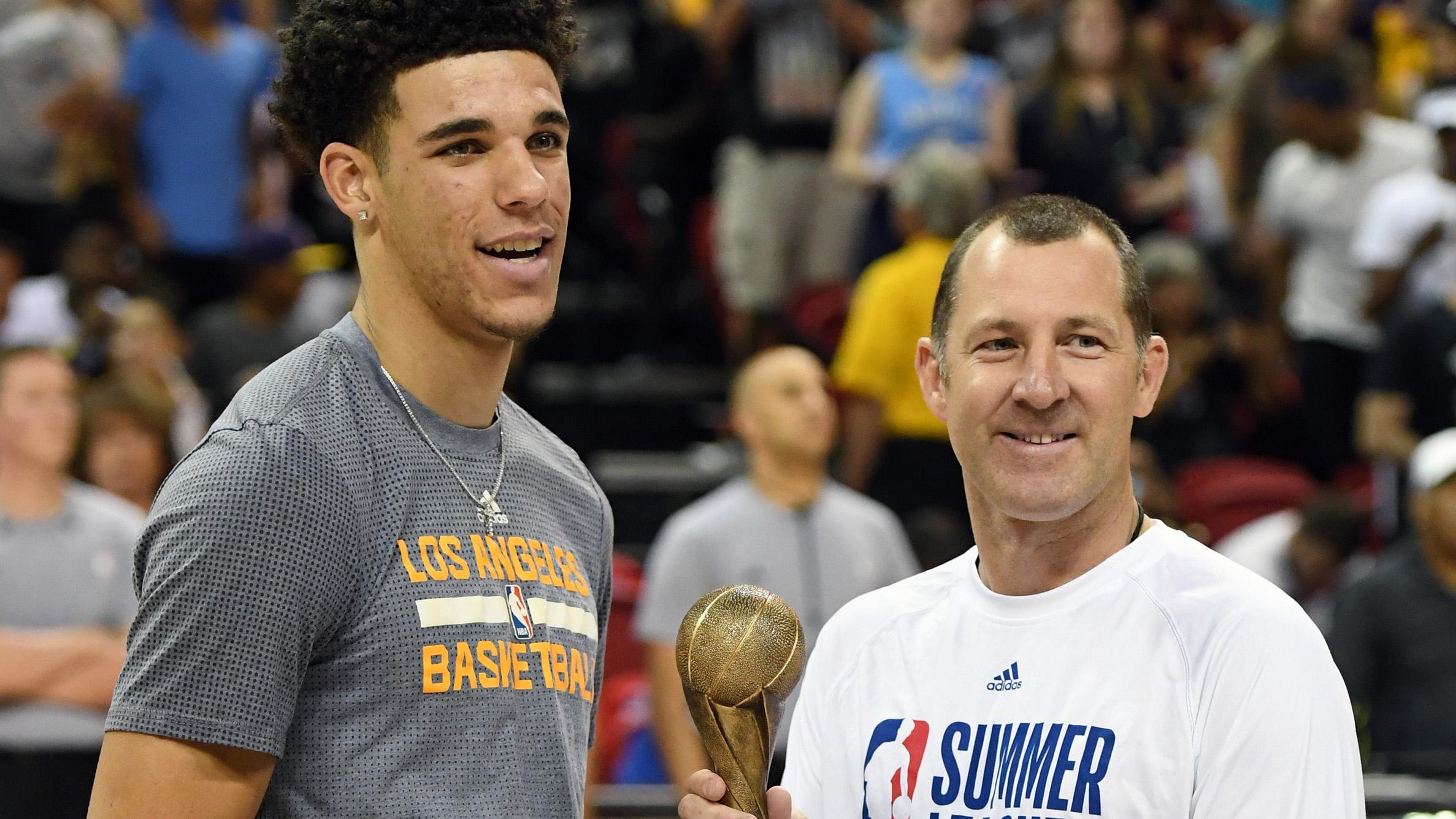 2017 Las Vegas Summer League – Los Angeles Lakers v Portland Trail Blazers