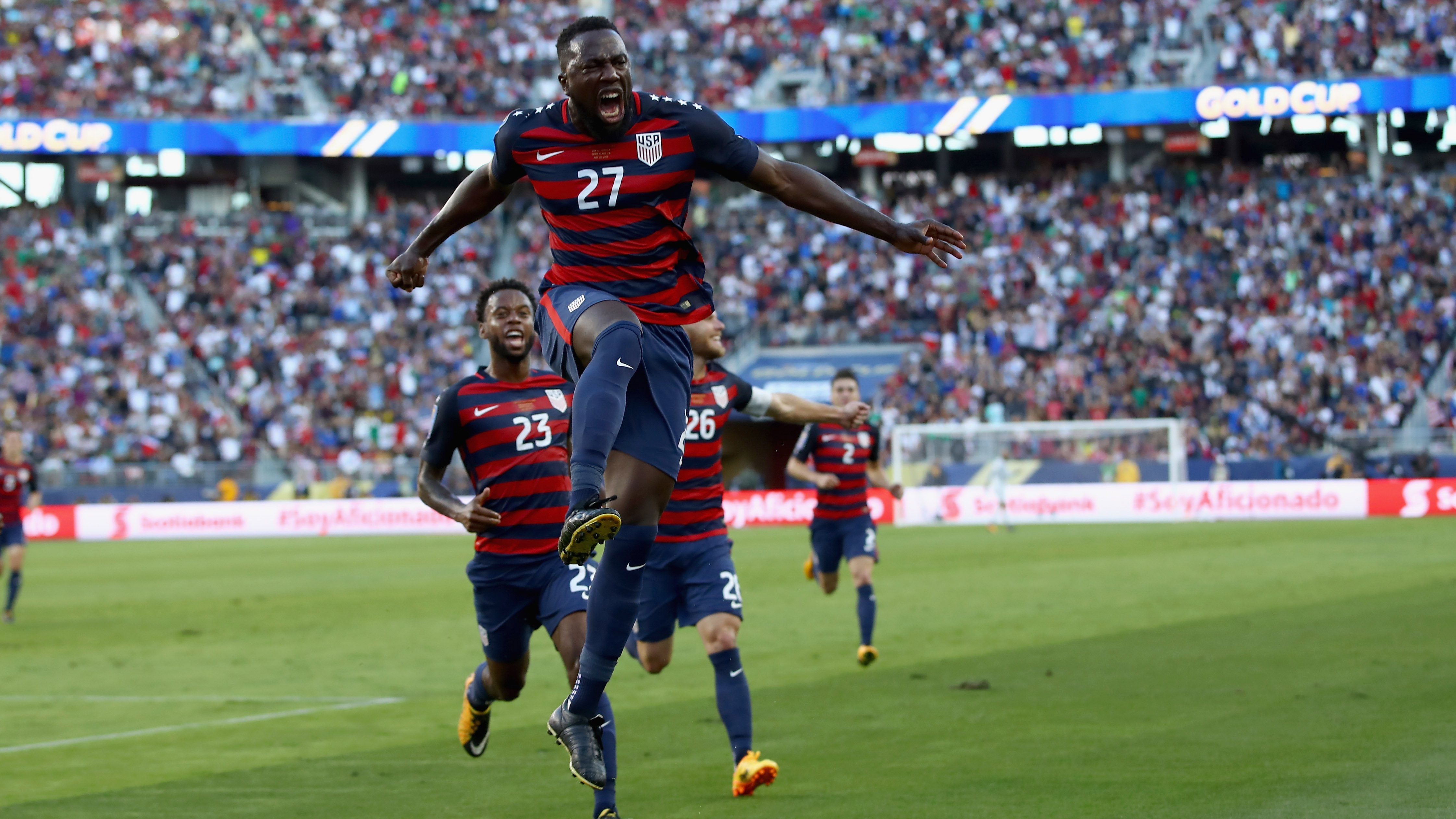 United States v Jamaica: Final – 2017 CONCACAF Gold Cup
