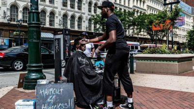 Haircut4Homeless