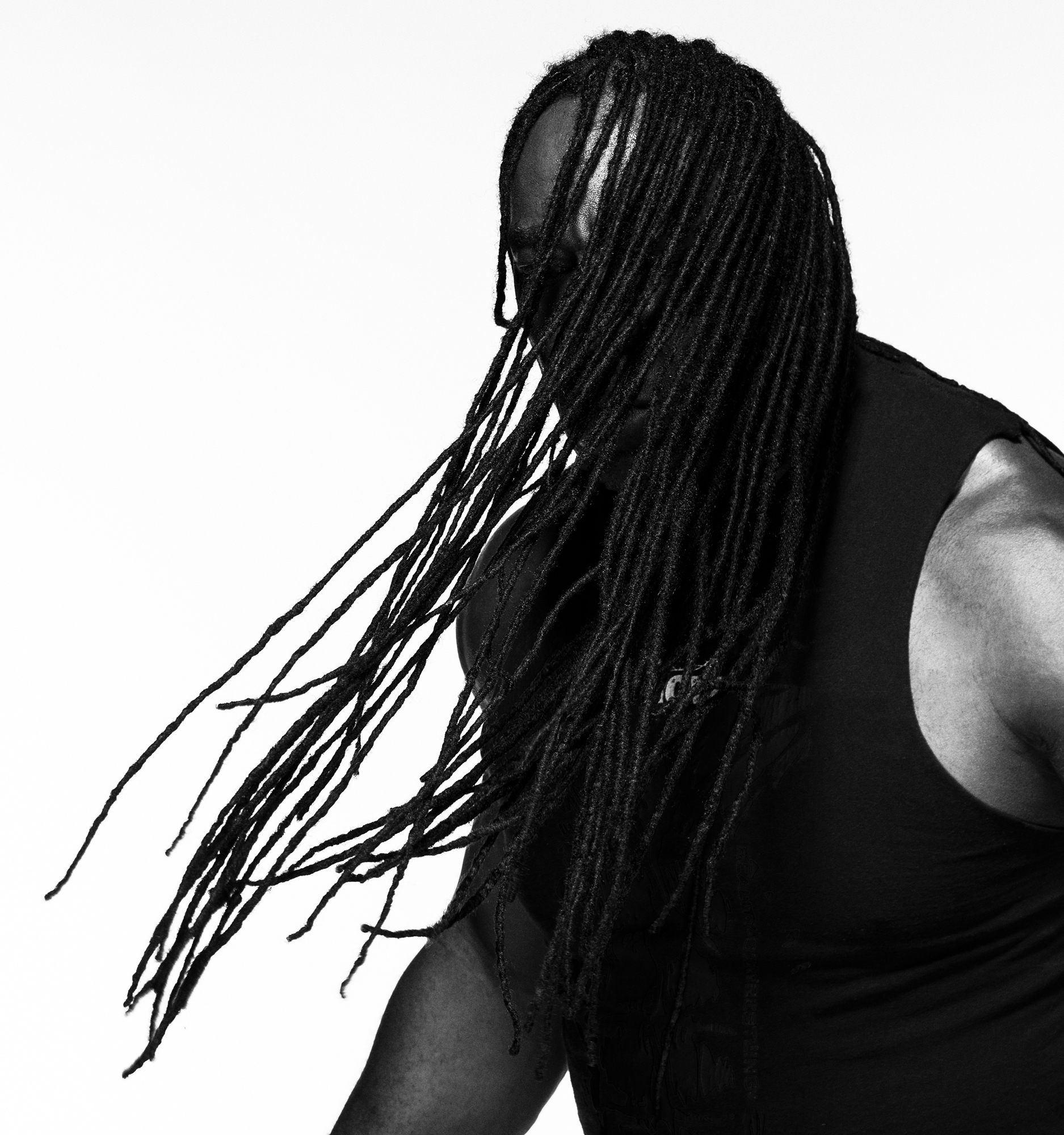 Professional wrestler Booker T's raw life