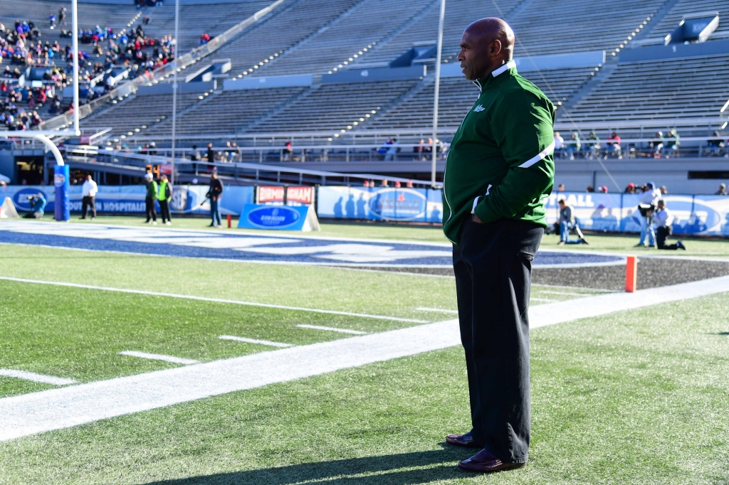 Charlie Strong embarks upon fresh start as head coach at South Florida 381dd0932