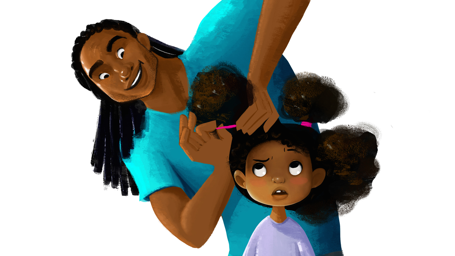 Animated short 'Hair Love' to show the bond between ...