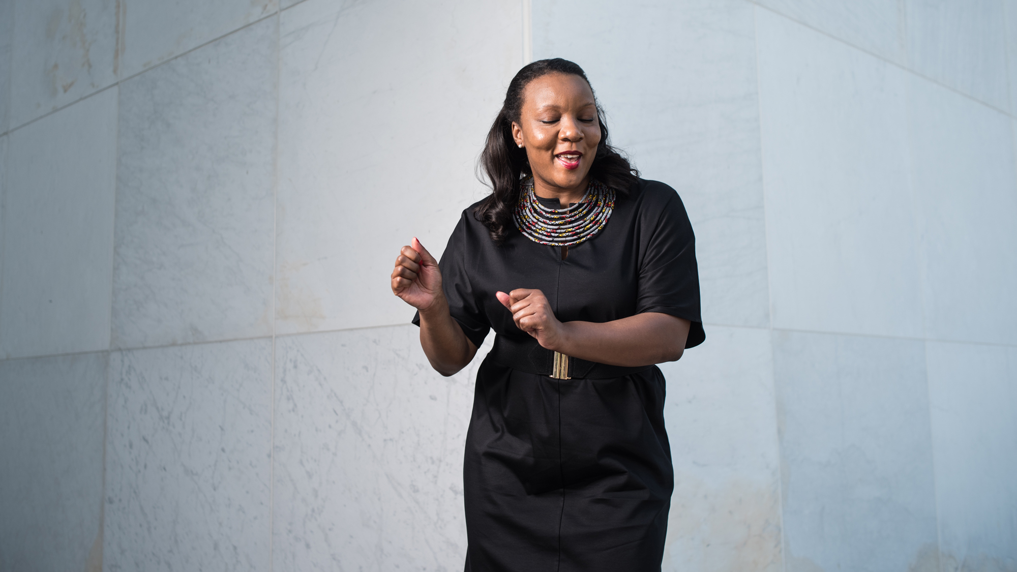 Simone Eccelston is Director of Hip Hop Culture and Contemporary Music at the Kennedy Center.