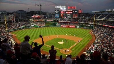 MLB – Miami Marlins at Washington Nationals