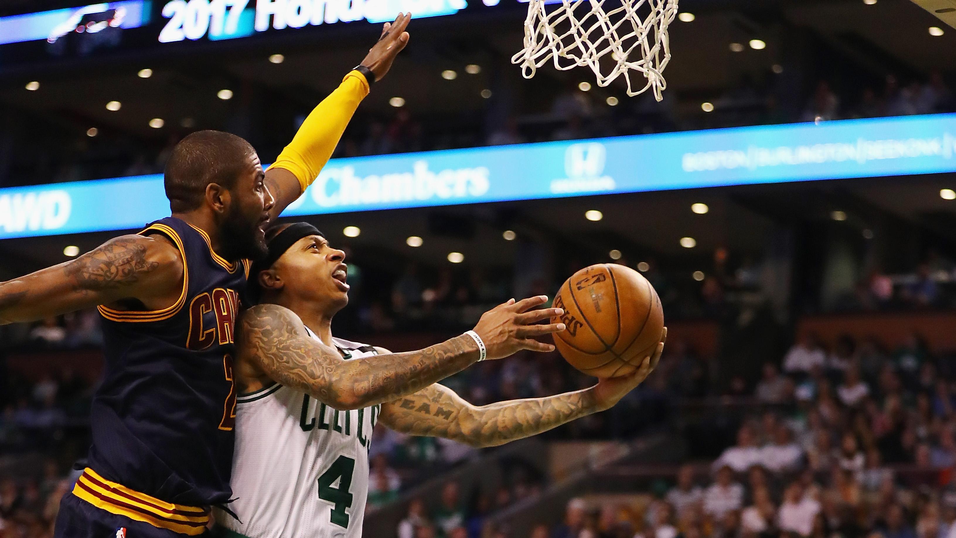 Cleveland Cavaliers v Boston Celtics – Game One