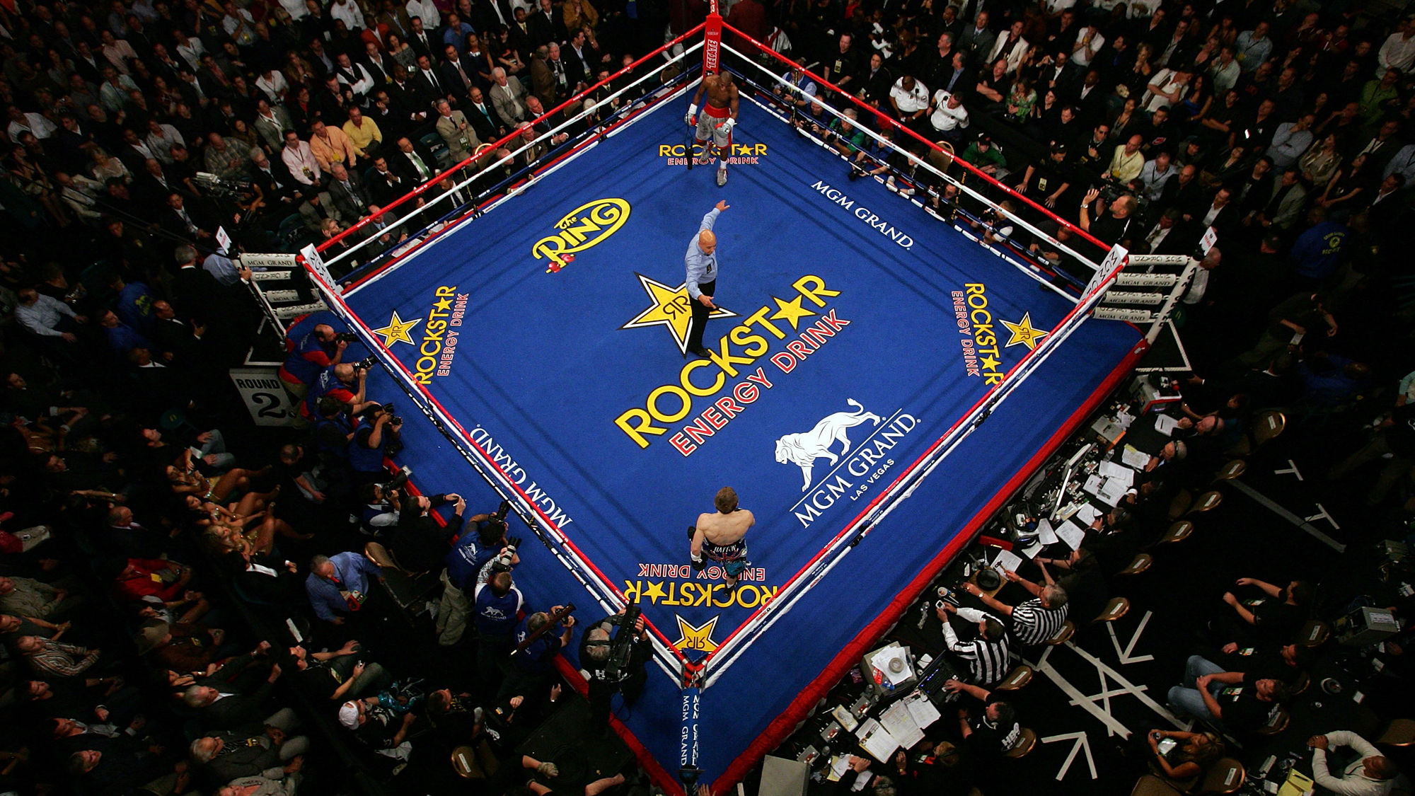 World Welterweight Championship – Floyd Mayweather Jr. v Ricky Hatton