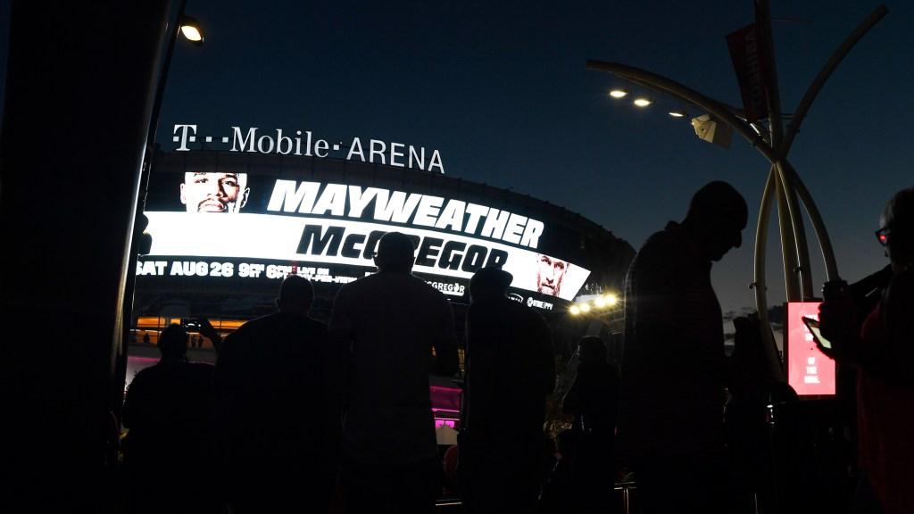 e41e5d76e9981 Mayweather and McGregor — and the BIG3 — win big in Las Vegas