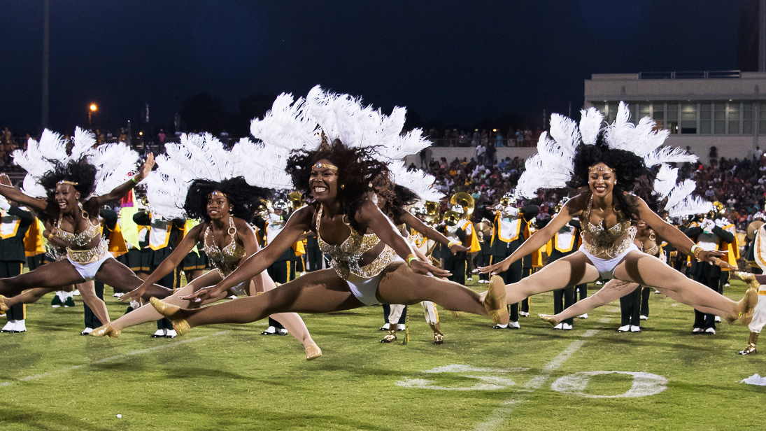 Eastern Tennessee State University >> Queen City Battle of the Bands kicks off the new HBCU football season — The Undefeated