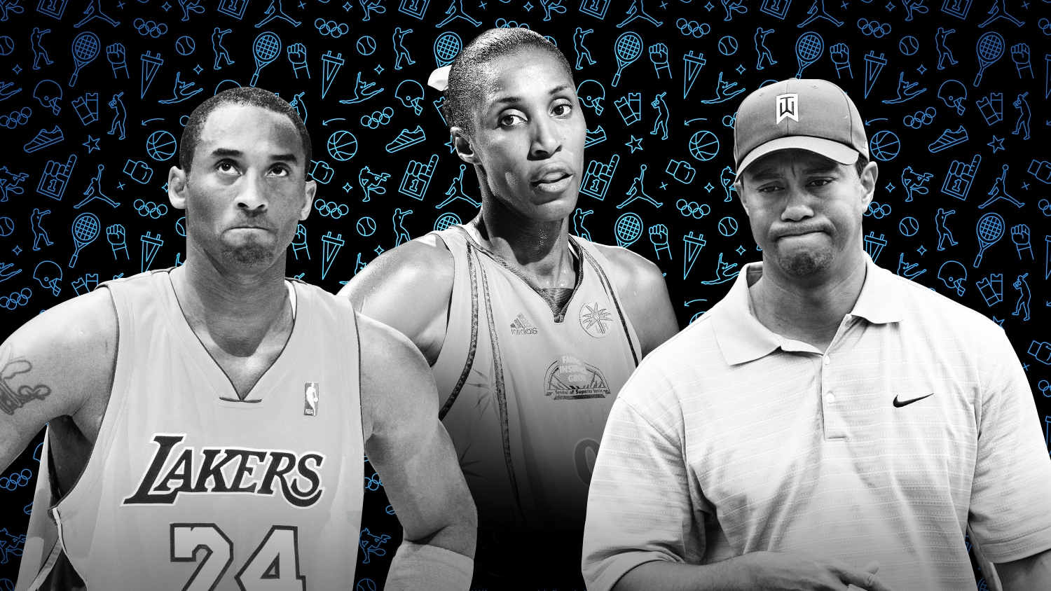 cbe5a0d5dccb 50 Greatest Black Athletes — the top 10 snubs and five honorable mentions
