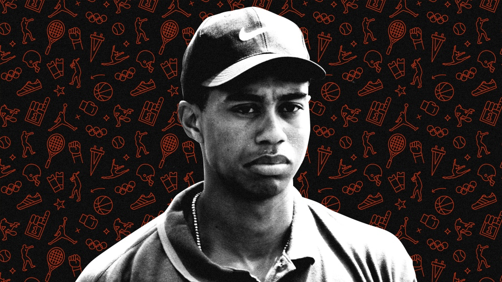 71d1efb58ca32 Not including Tiger Woods on a list of the 50 Greatest Black Athletes is  beyond an oversight — it s an injustice