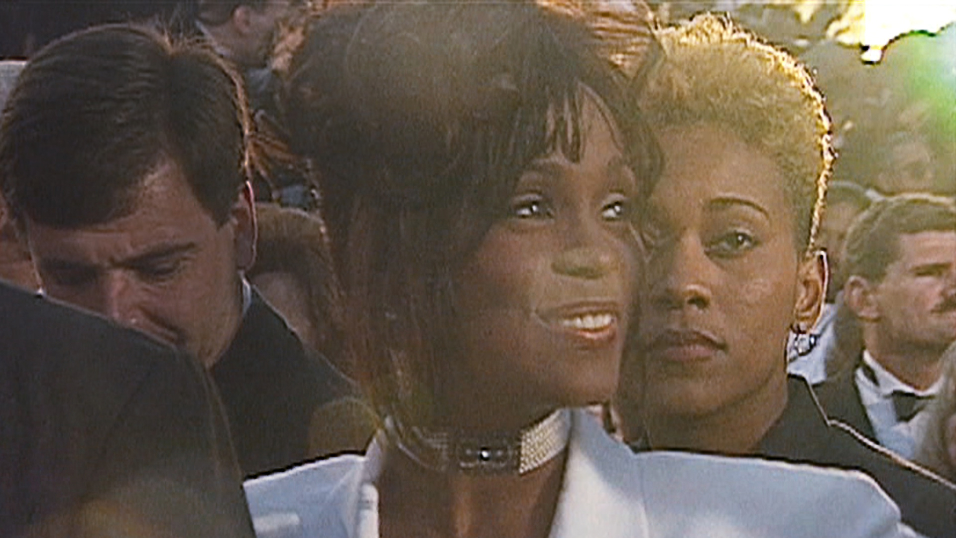 """WHITNEY. """"CAN I BE ME"""