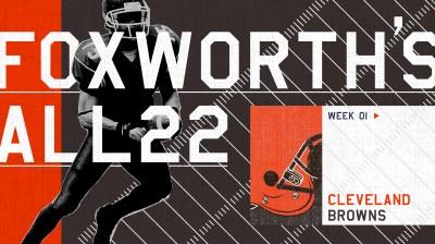 All 22 Week 01 Browns