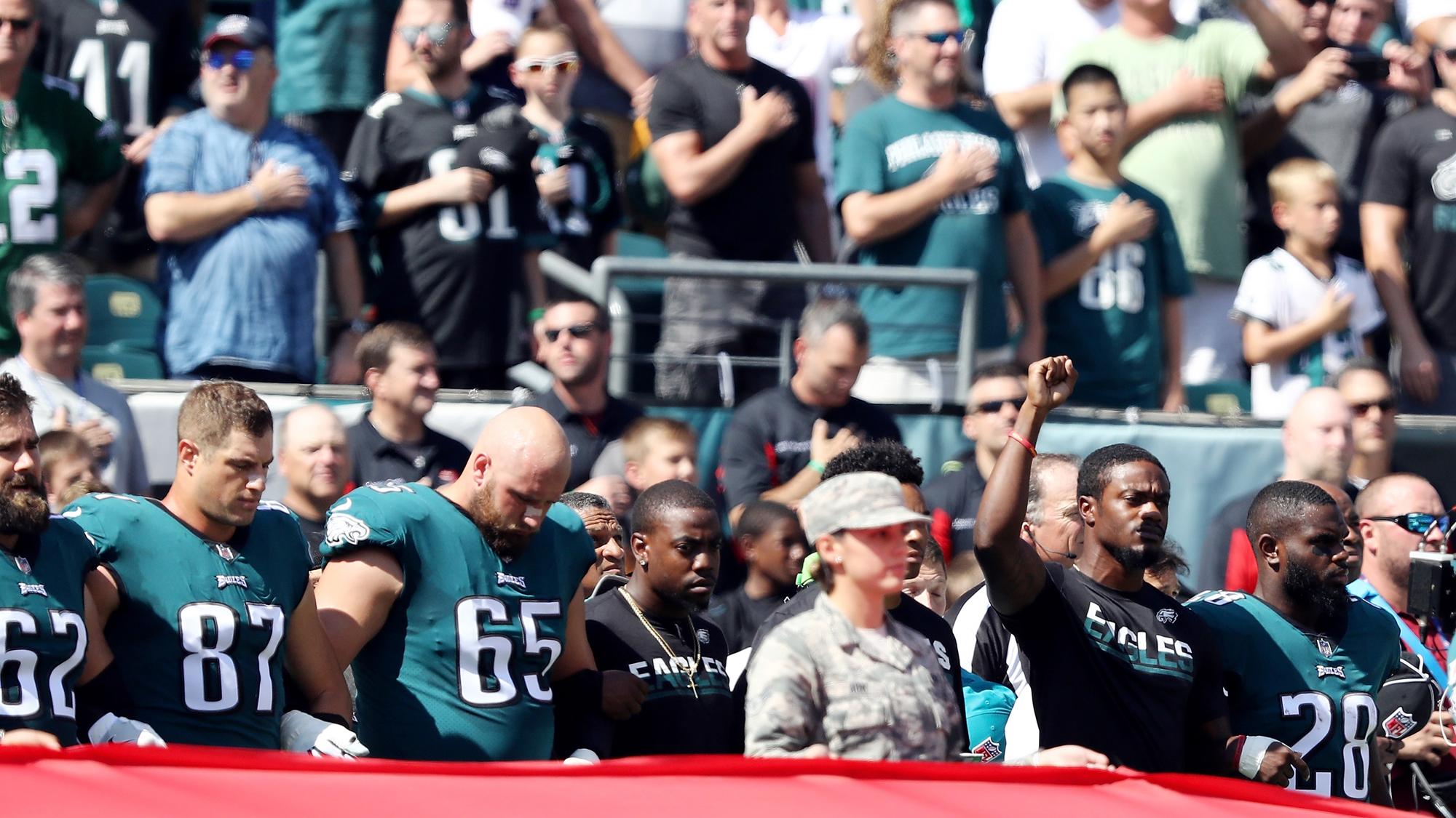 New York Giants vPhiladelphia Eagles