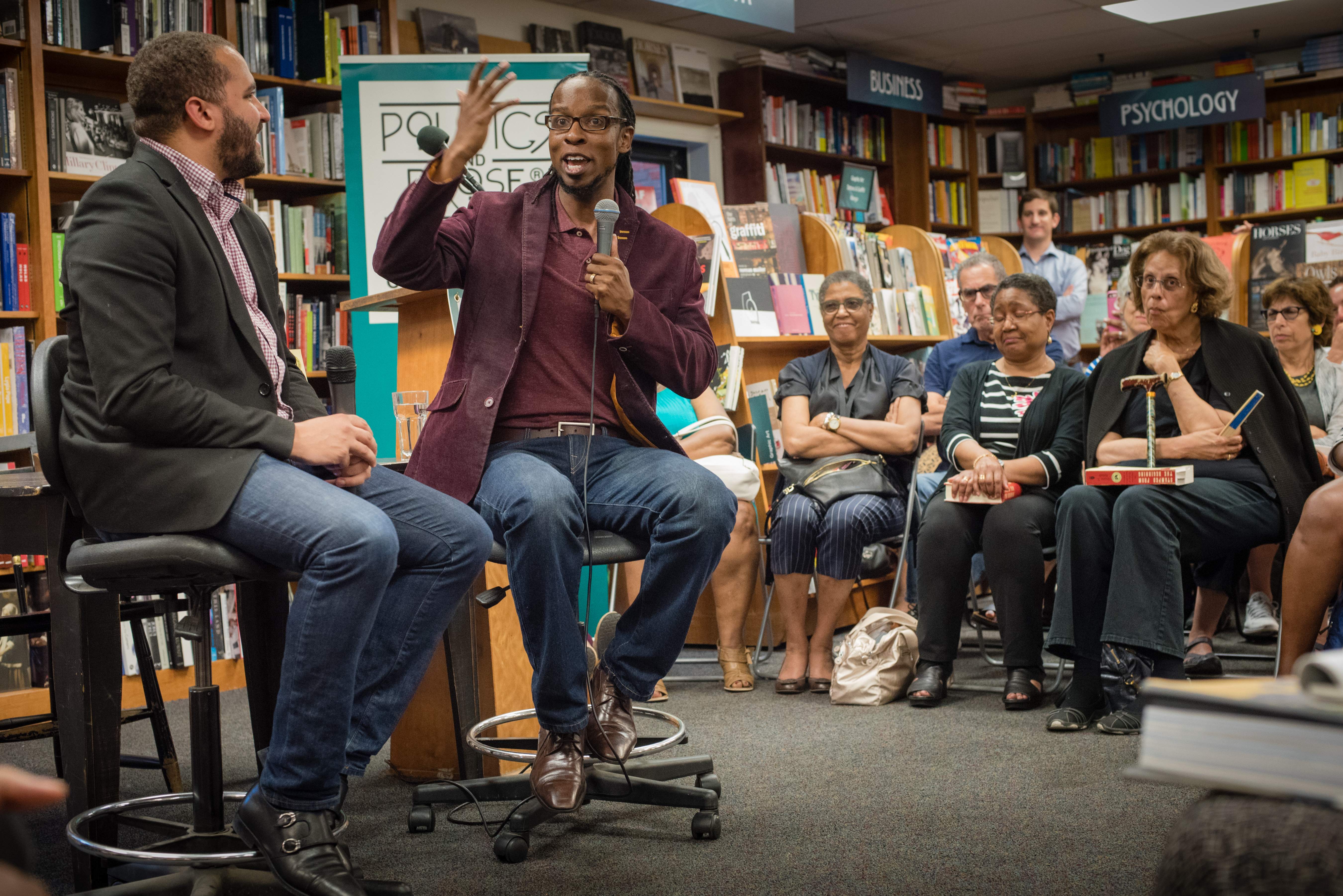 Ibram Kendi, one of the nation's leading scholars of racism