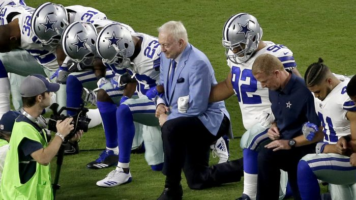 How 'bout them Cowboys? Black fans and the struggle with
