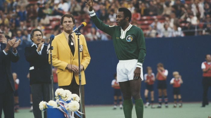 Pele In New Jersey