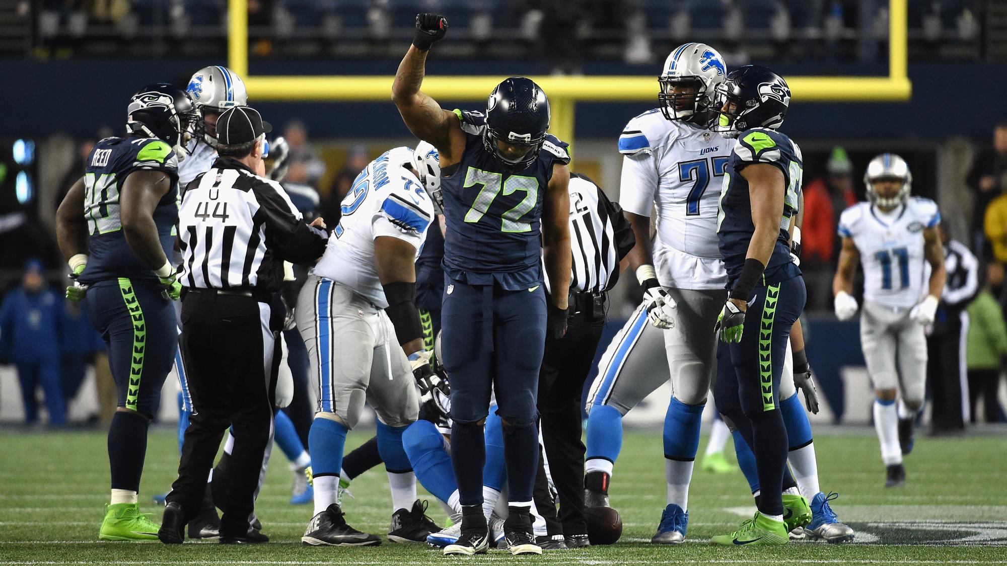 Wild Card Round – Detroit Lions v Seattle Seahawks