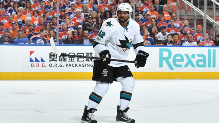 San Jose Sharks v Edmonton Oilers – Game Five