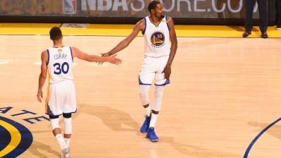 2017 NBA Finals – Game Five