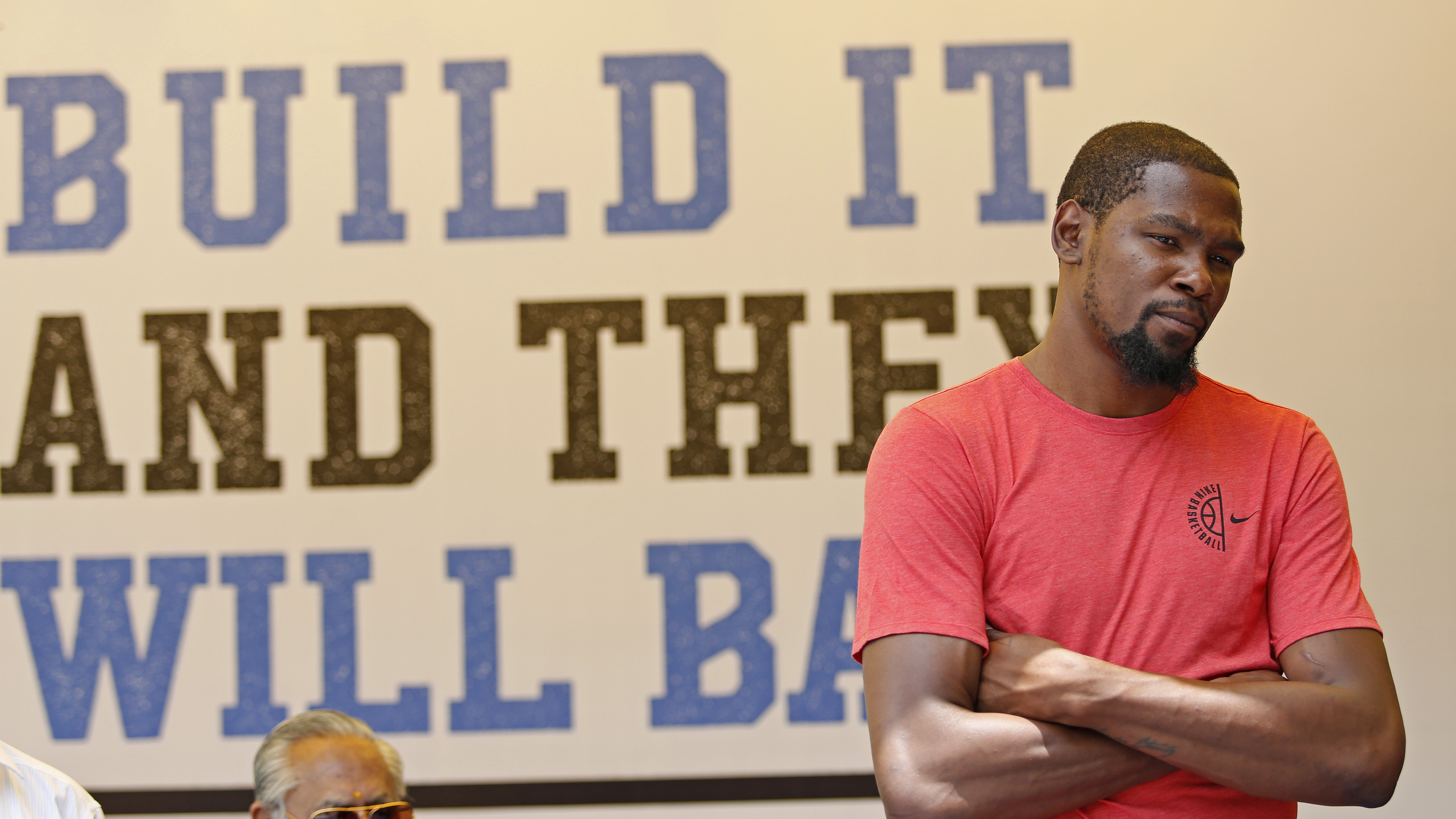 Jr. NBA Clinic with Kevin Durant in India