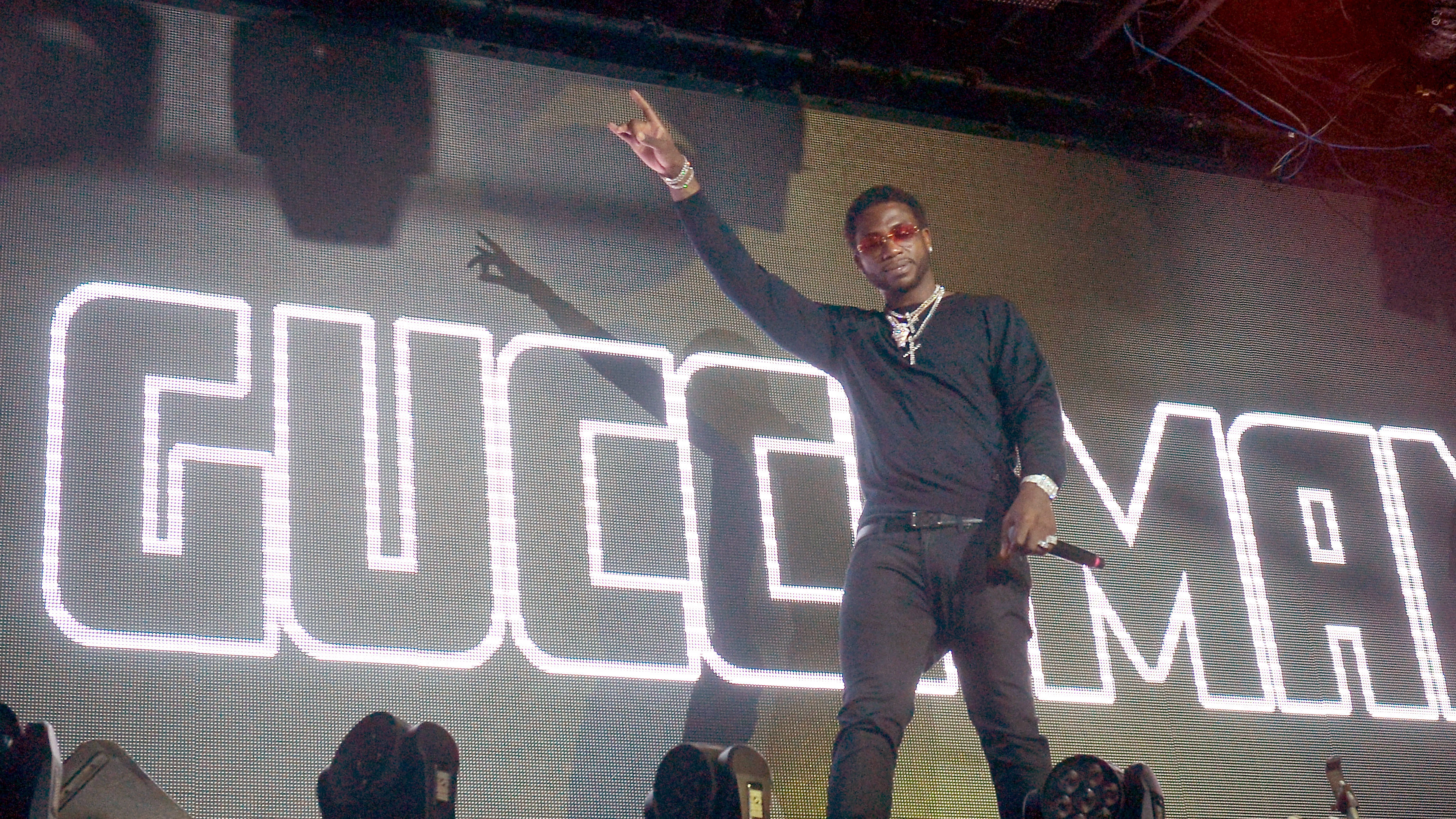 Gucci Mane Hosts Post-fight Party At TAO Las Vegas