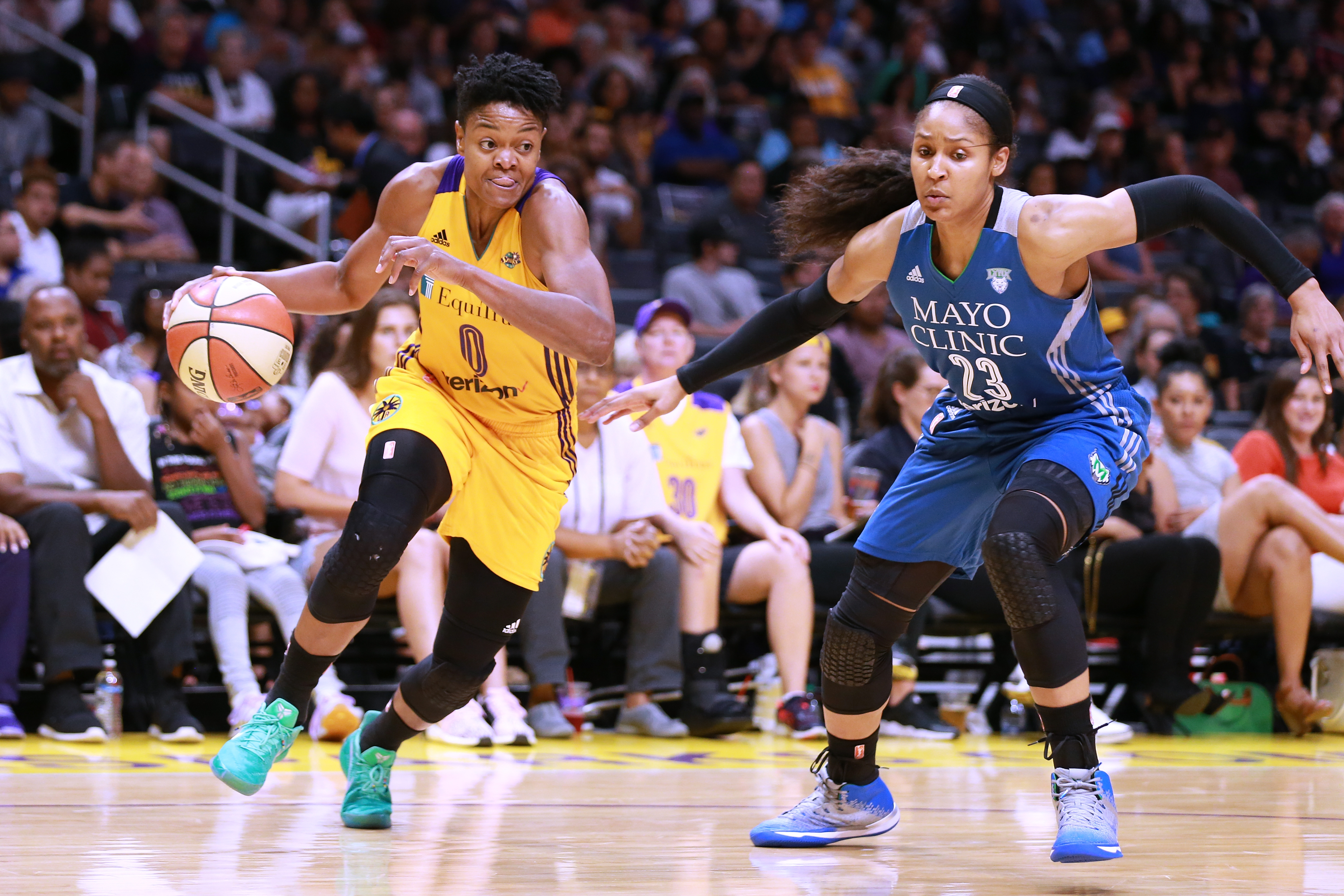 Minnesota Lynx v Los Angeles Sparks