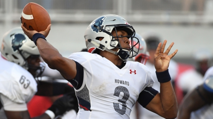 huge selection of 84999 33e50 Howard's upset of UNLV is biggest in HBCU football history