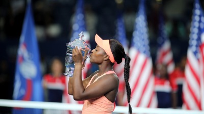 2017 U.S. Open Tennis Tournament.