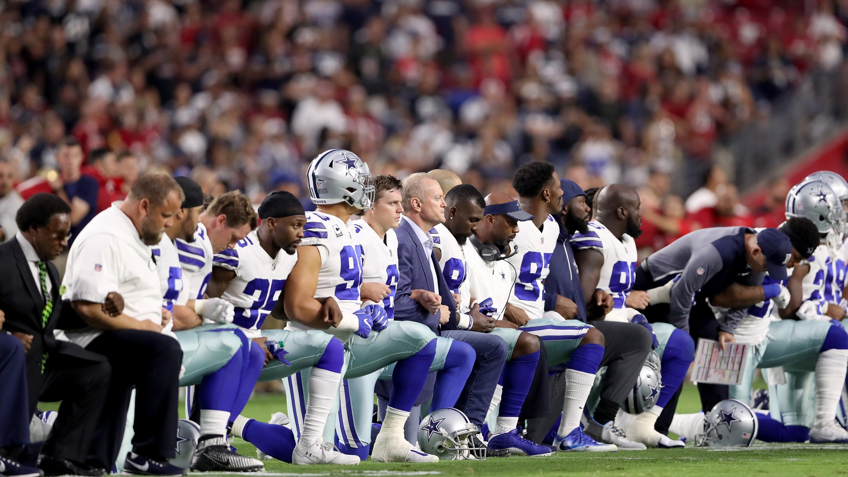 0e348bb4f NFL players, owners and union have rare chance to move beyond protests