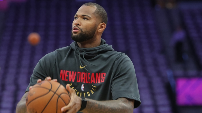 Kings show DeMarcus Cousins the respect teams don t always give to former  players 2282b6759