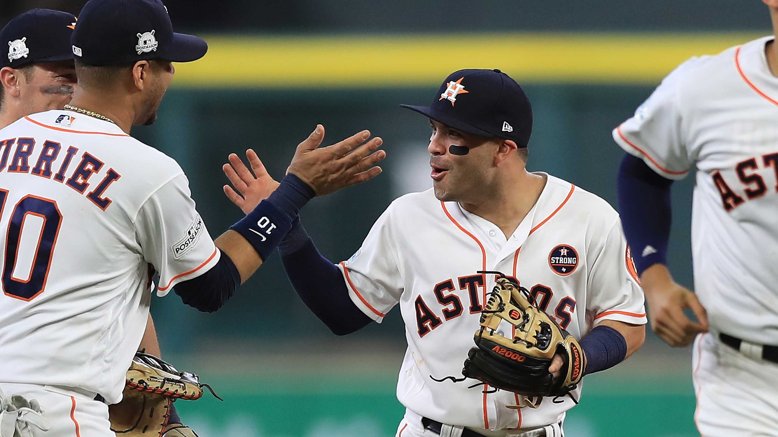 Divisional Round – Boston Red Sox v Houston Astros – Game One