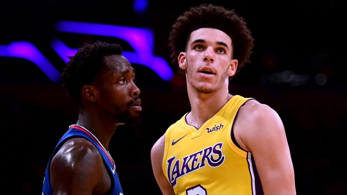 Lakers  Lonzo Ball   All I care about is winning  be8f4aae0