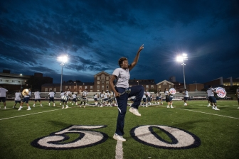 Howard University's Showtime Marching Band