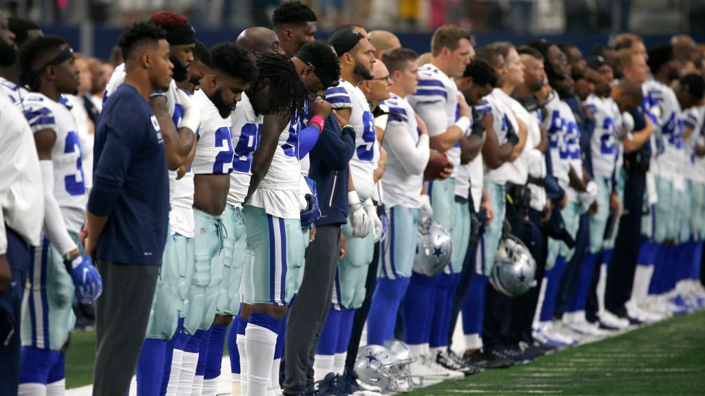 NFL Dallas Cowboys Team Fan Flag