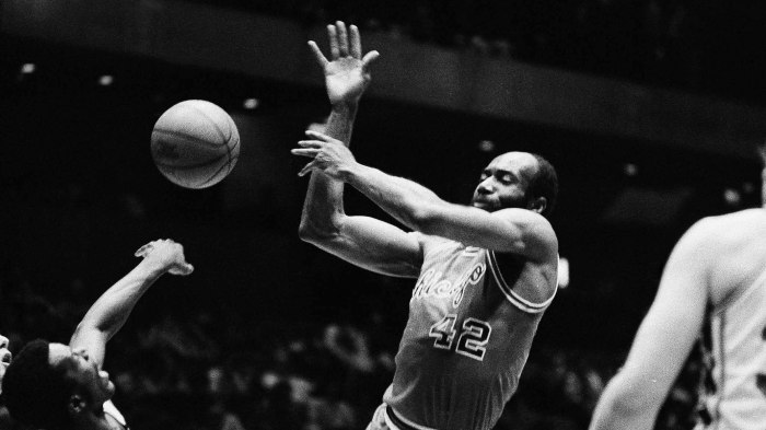 Basketball Pro  NBA Games  1974  Philadelphia vs  Chicago