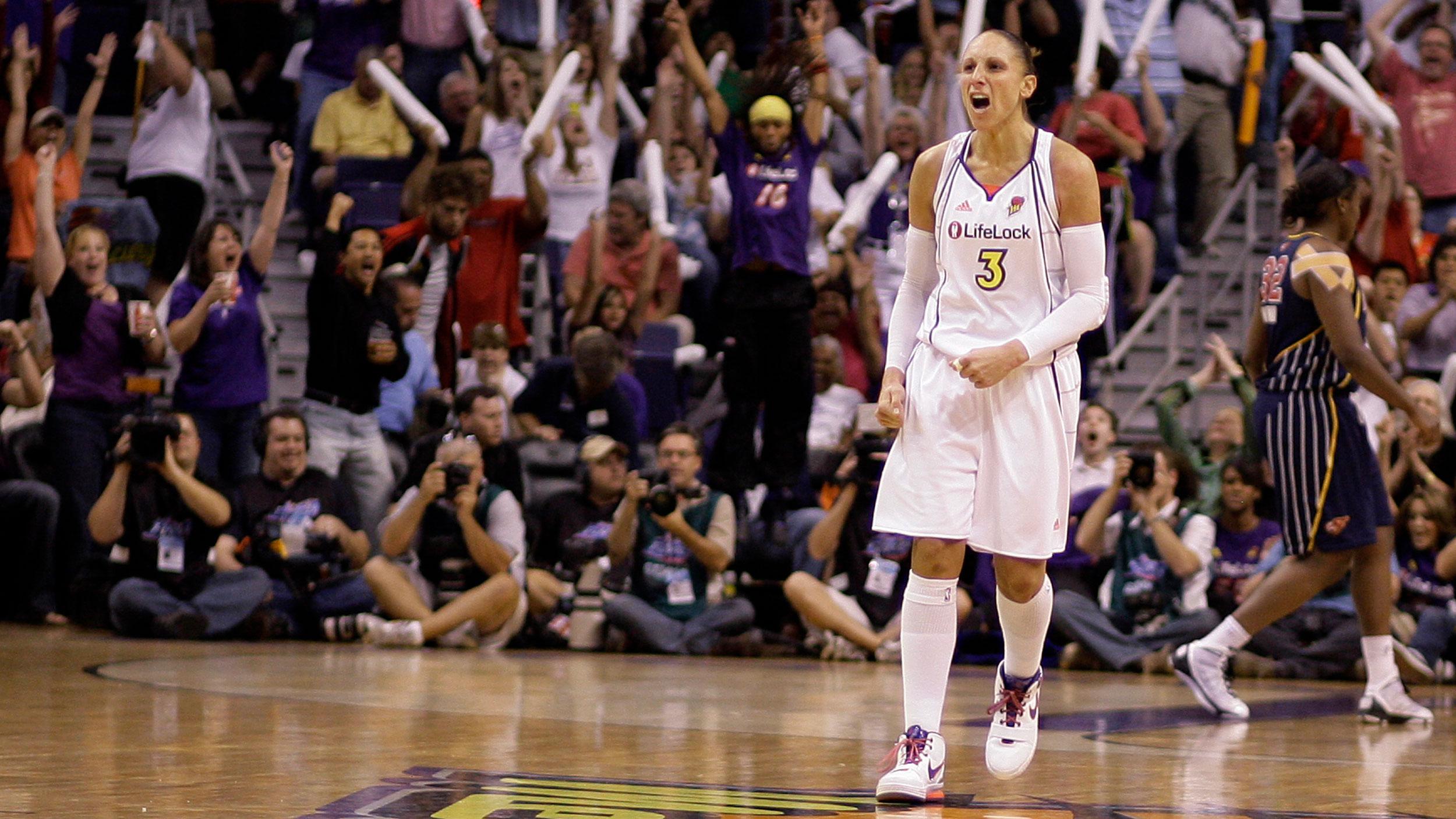 Diana Taurasi, Olympic champion, WNBA MVP