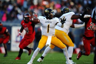 COLLEGE FOOTBALL: SEP 30 Clark Atlanta v Grambling