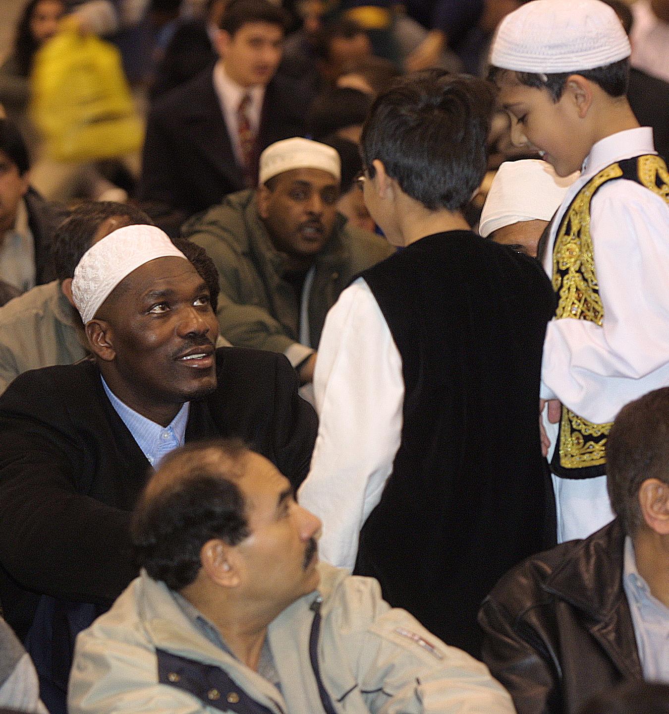 Being Muslim in the NBA