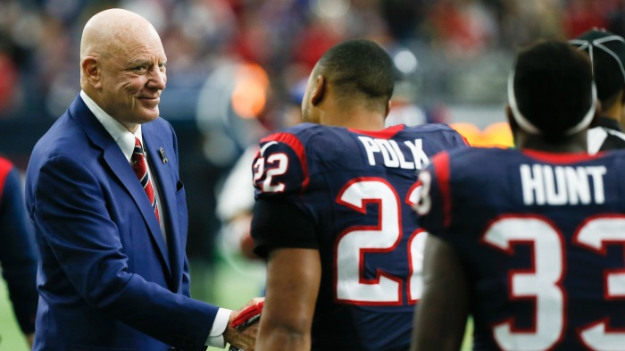 861750fb7f1 Texans players enraged over Bob McNair s  inmates  comment and these are  the facts