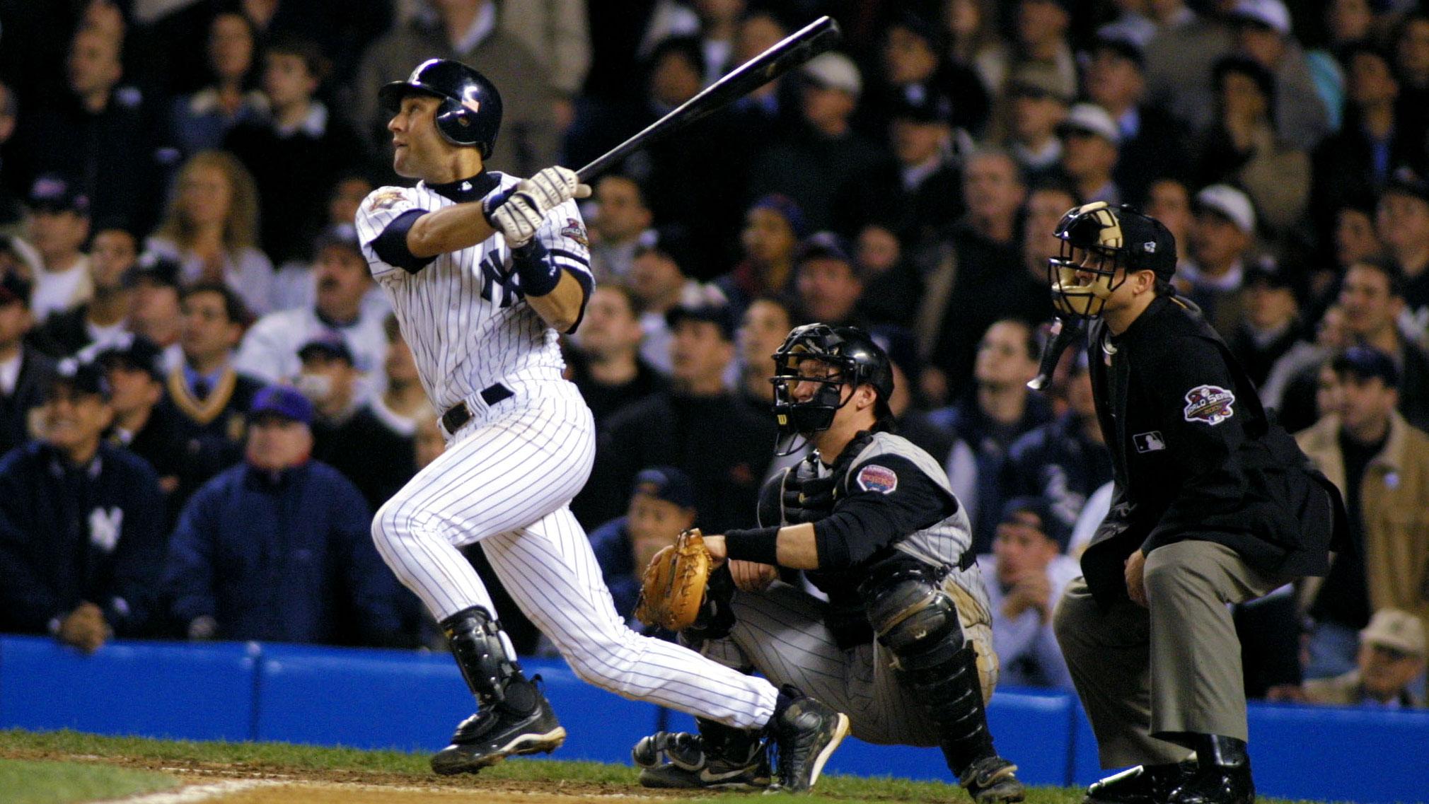 8ea4c28dd The day Yankees great Derek Jeter became Mr. November