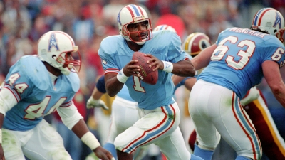 Oilers Warren Moon