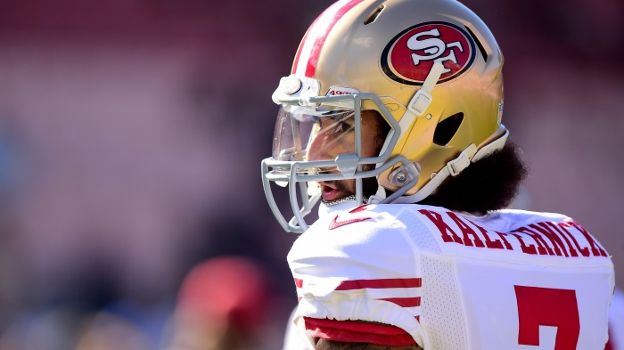 e5cf12a950f Say goodbye to Colin Kaepernick as an NFL player