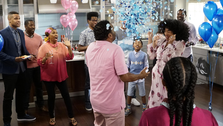 "ABC's ""Black-ish"" – Season Three"
